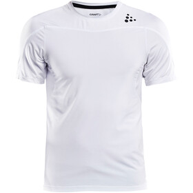 Craft Shade - T-shirt course à pied Homme - blanc